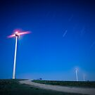 Turbines by Clare Kinloch