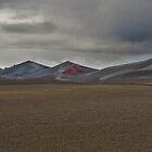 Mt. Vatnaöldur by Árni  Tryggvason