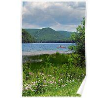 The Kayak Poster