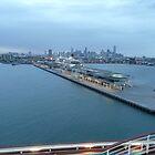 Arriving back at Station Pier - Melbourne by lols