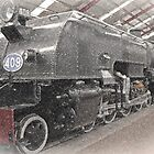 Garratt at rest by lner4472
