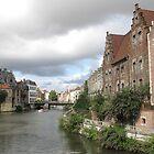 Views over Brugge by Sebastiaan Koenen