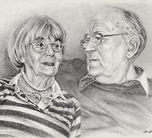 My folks by Chris Baker