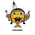 Indian Ball by brendonm