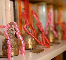 Budda Bells by Hannah Millerick