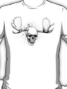 Cranius Alces Sapien T-Shirt