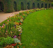Prince Bishop Palace Gardens  by photosbyflood