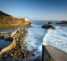Sutro Baths by Alistair Wilson