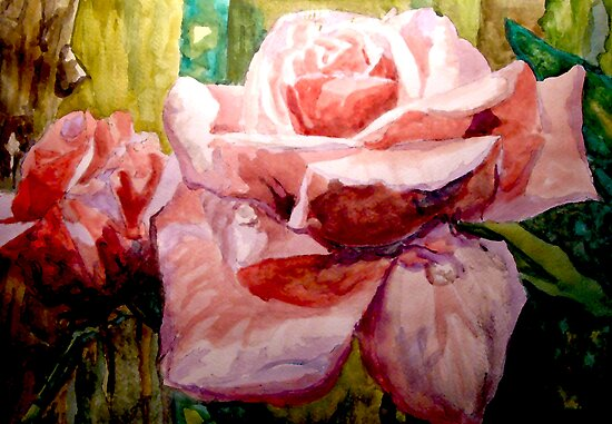 Summer Rose by Jim Phillips