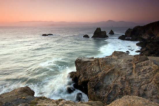 Point Lobos by Alistair Wilson