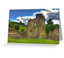Kirkham Abbey Ruins #2 Greeting Card