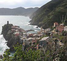 Vernazza, Le Cinque Terre by Kymbo