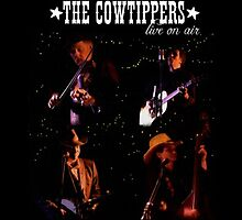 Cowtippers CD Cover by Paul Thompson