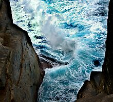 The Gap, Western Australia by haymelter