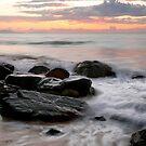 Dawn at Lamberts Beach 3 by AnnieD
