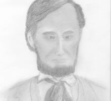 Abraham Lincoln by David Maurer