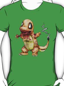 Zombie Charmander T-Shirt