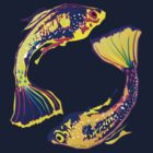 PISCIS GUPPIES ONE by fashionforlove