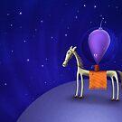 Horse Rider by vladstudio