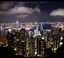 The Peak in Hong Kong... by gogogoal