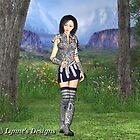 Amorah by lady975