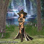 Magic Falls by lady975