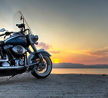 Harley Davidson by Paul Thompson Photography