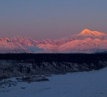 McKinley Glow by Christopher  Boswell