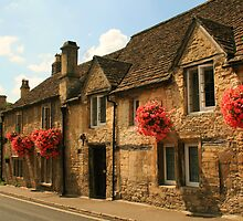 Castle Combe Cottages by RedHillDigital