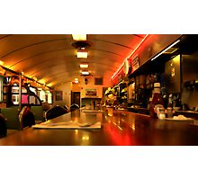 Highland Park Diner Photographic Print