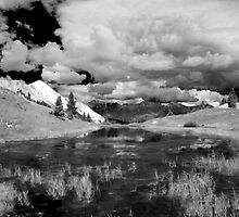 Gray Copper Gulch by Jay Stockhaus