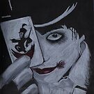 Gerard way a clockwork orange joker from the Black parade by XXVenganzaXX