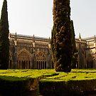 Batalha Monastery Interior by Luís Lajas