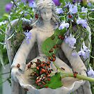 Lady Bug Angel  by Judy Grant