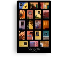 Varigotti Canvas Print