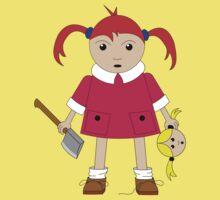 Sally by aartax