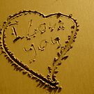 """Sepia Love"" by Tim&Paria Sauls"