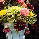 Floral arrangement by joannadehart