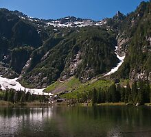 Heather Lake by Rod Crow