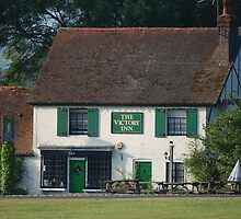 Village Pub by Paul Morley
