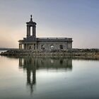 Church in the Water, Normanton, Rutland Water by Craig Williams