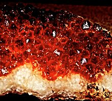 Citrine Cluster Cleansing  by mandyemblow