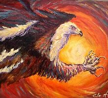 Fish Eagle Supreme by Ella Ahlers