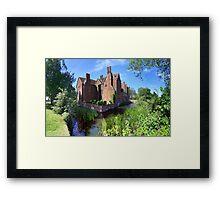 Harvington Hall Framed Print
