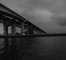 The Skyway From A Diffrent Perspective by Aaron Caven