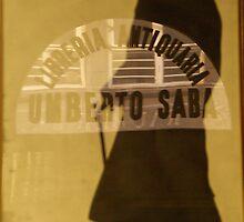Umberto Saba from Triest by Sturmlechner