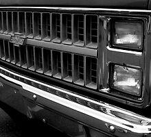 truck grill by yurablank