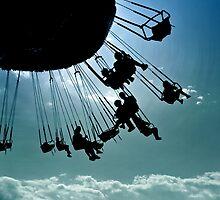 Magic Ride 4567 by Zohar Lindenbaum