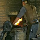 Blacksmith Still Plying His Trade by David DeWitt