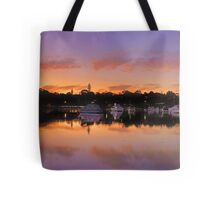 Mosman Bay At Dusk  Tote Bag